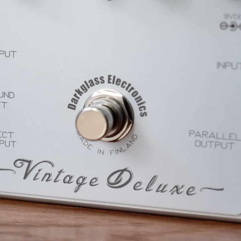 Darkglass Vintage Deluxe Bass Deluxe