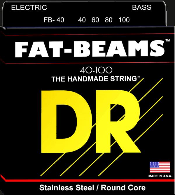 DR Strings Fat Beam String Lite (40-100)