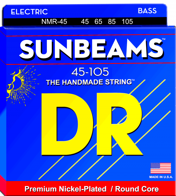 DR Strings Sunbeams 4 String Medium (45-105)