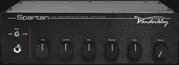 Vanderkley Spartan 1600 Watt Amp