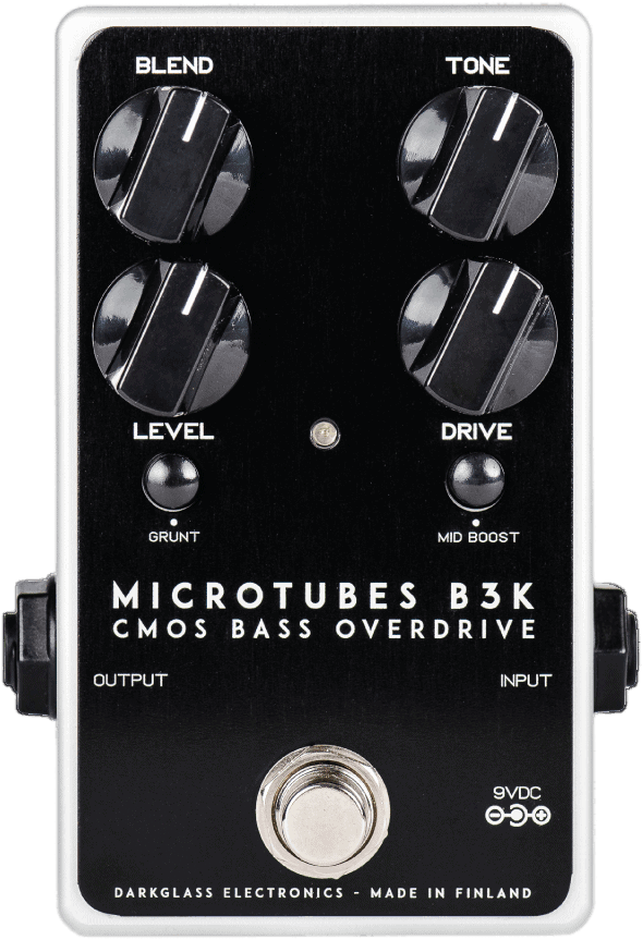 Darkglass Microtubes B3K v2