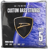 Dingwall Custom Bass Strings 5-String (45-127)