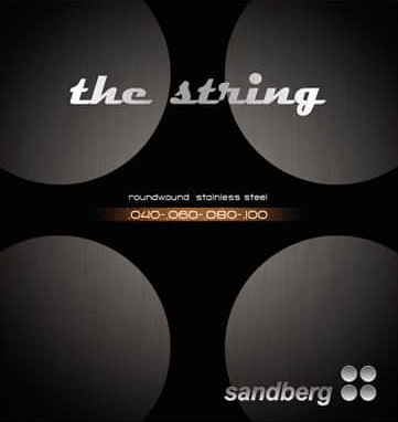 Sandberg Bass Strings 4-String (40-100)
