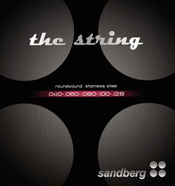 Sandberg Bass Strings 5-String (40-128)
