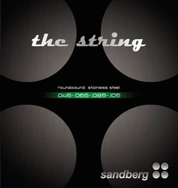 Sandberg Bass Strings 4-String (45-105)