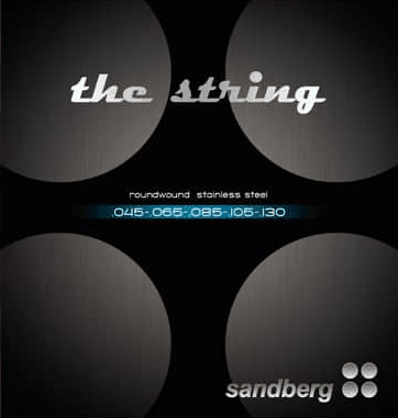 Sandberg Bass Strings 5-String (45-130)