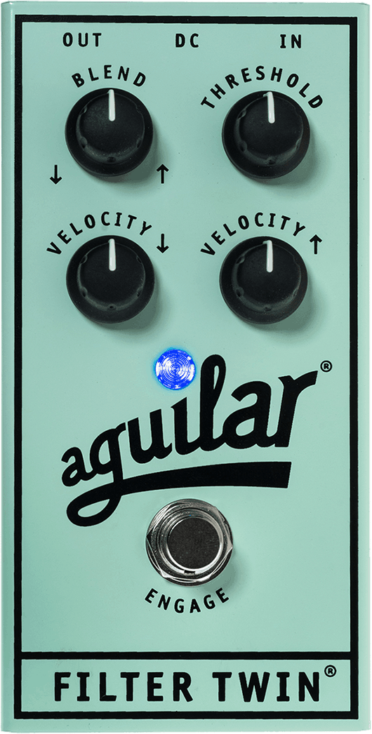 Aguilar Filter Twin Dual Envelope Filter