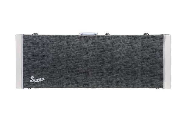 Supro Island Hard Case Fits The Huntington Basses