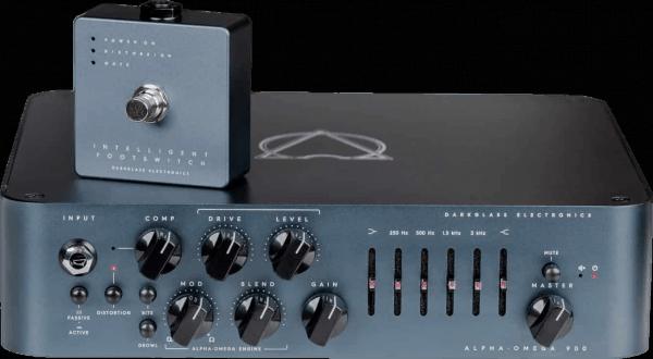 Darkglass Alpha Omega 900 Bass Amp