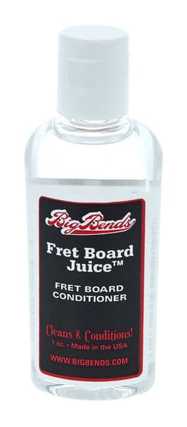 Big Bends Fretboard Juice 1oz.