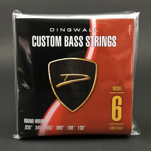Dingwall Custom Bass Strings 6-String (30-130) Nickel