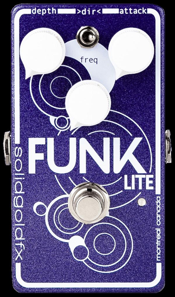 Solidgoldfx Funk Lite Envelope Filter
