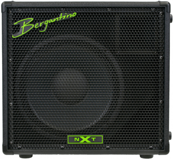 Bergantino NXT112 1x12 NXT-Series Bass Cabinet with Horn