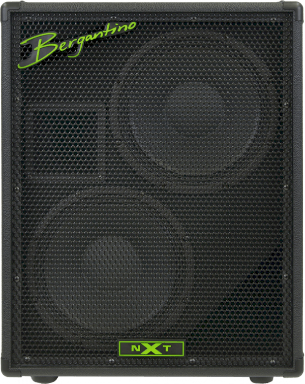 Bergantino NXT210 2x10 NXT-Series Bass Cabinet with Horn