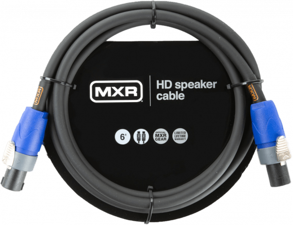 MXR DCSKHD6 HD SPEAKON™ SPEAKER CABLE