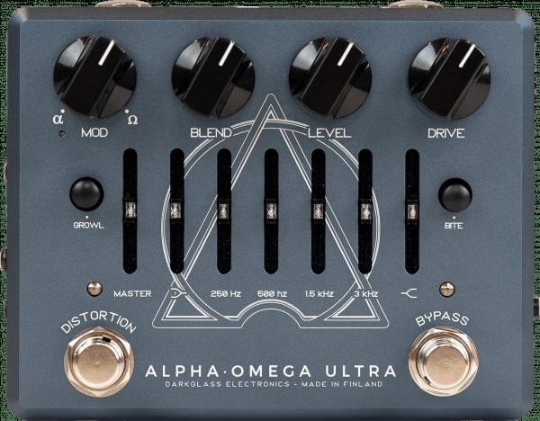 Darkglass Alpha Omega Ultra v2