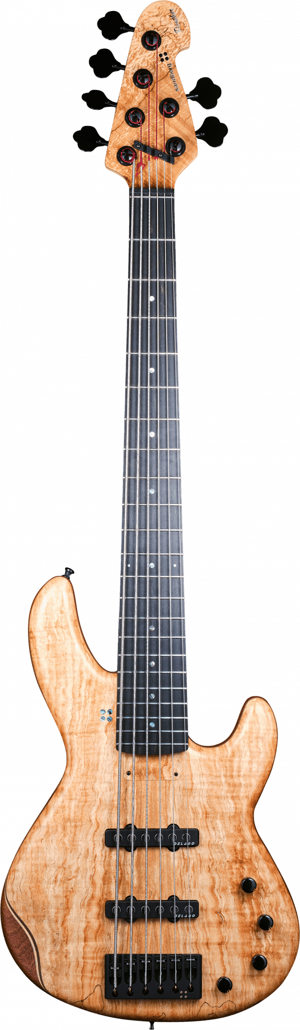 Sandberg Panther TT6 Spalted Maple