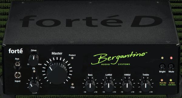 Bergantino Forte D Bass Amp