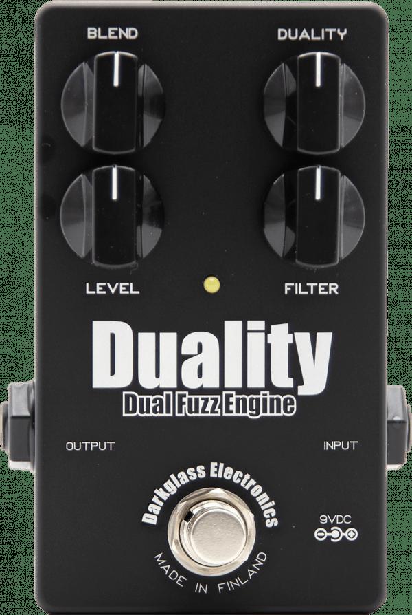 Darkglass Duality Dual Fuzz Engine Black Limited