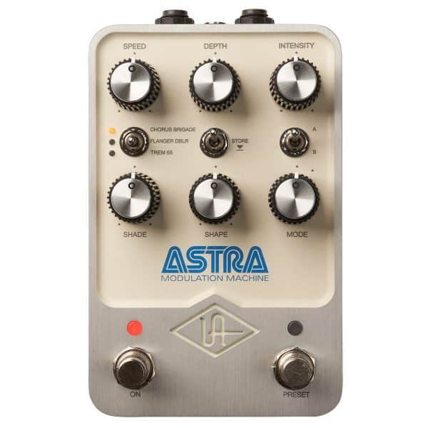 UAFX Astra Modulation Machine